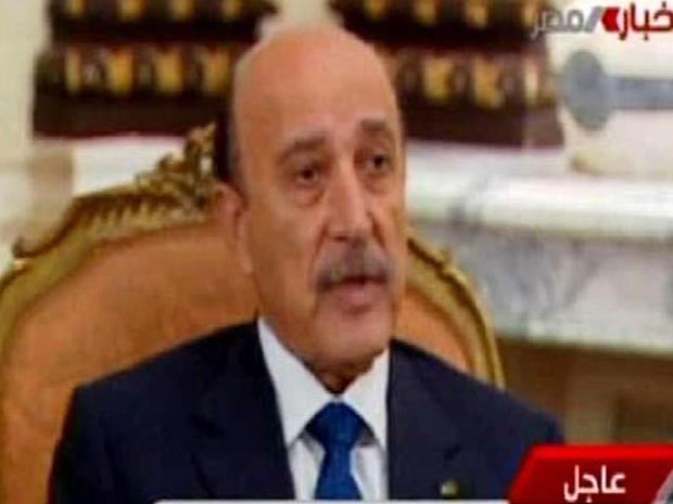 Egypt Vice President Omar Suleiman