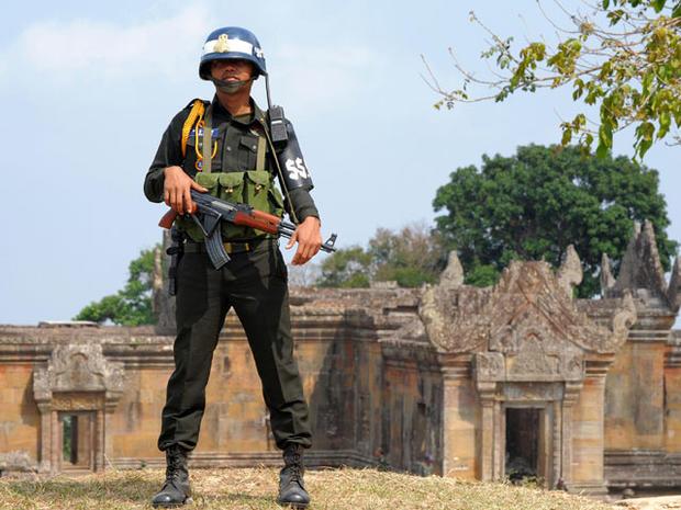 Preah Vihear temple Cambodia