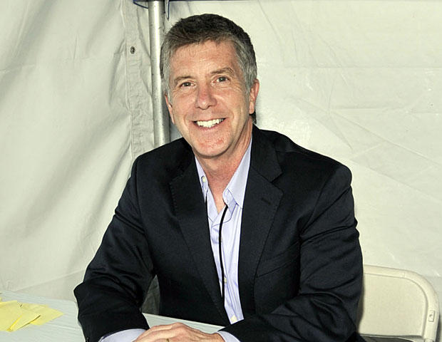 Tom Bergeron at the 14th Annual Los Angeles Times Festival of Books on the campus of the University of California Los Angeles on April 25, 2009