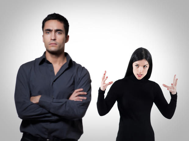 couple relationship difficulties dispute conflict