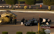 CBS Exclusive: Photos of Mubarak's Exit