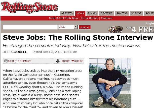 Look back: Steve Jobs at Apple