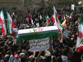 Saneh Galeh funeral ceremony