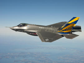 F-35C Joint Strike Fighter