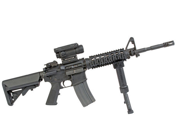 Replacing the M16: Five lethal candidates - Photo 1 - Pictures - CBS