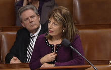Rep. Speier tells House she had abortion