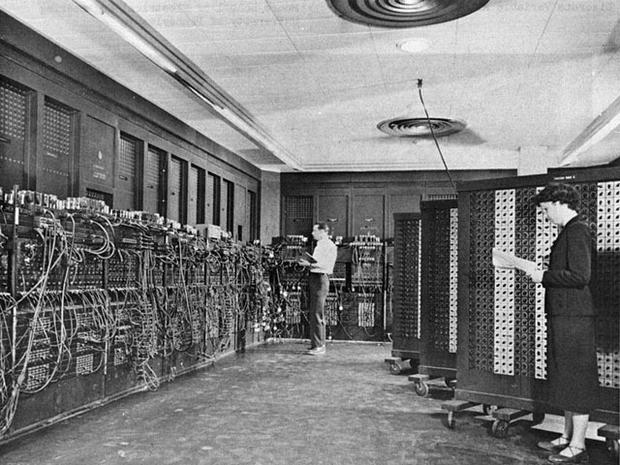 Alan Turing and the birth of modern computing