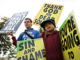 Westboro Baptist Church to protest Steve Jobs' funeral