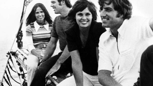 Mike Kekich, bivši Yankee, Sweats Wife-Swap Film - Cbs News-8191