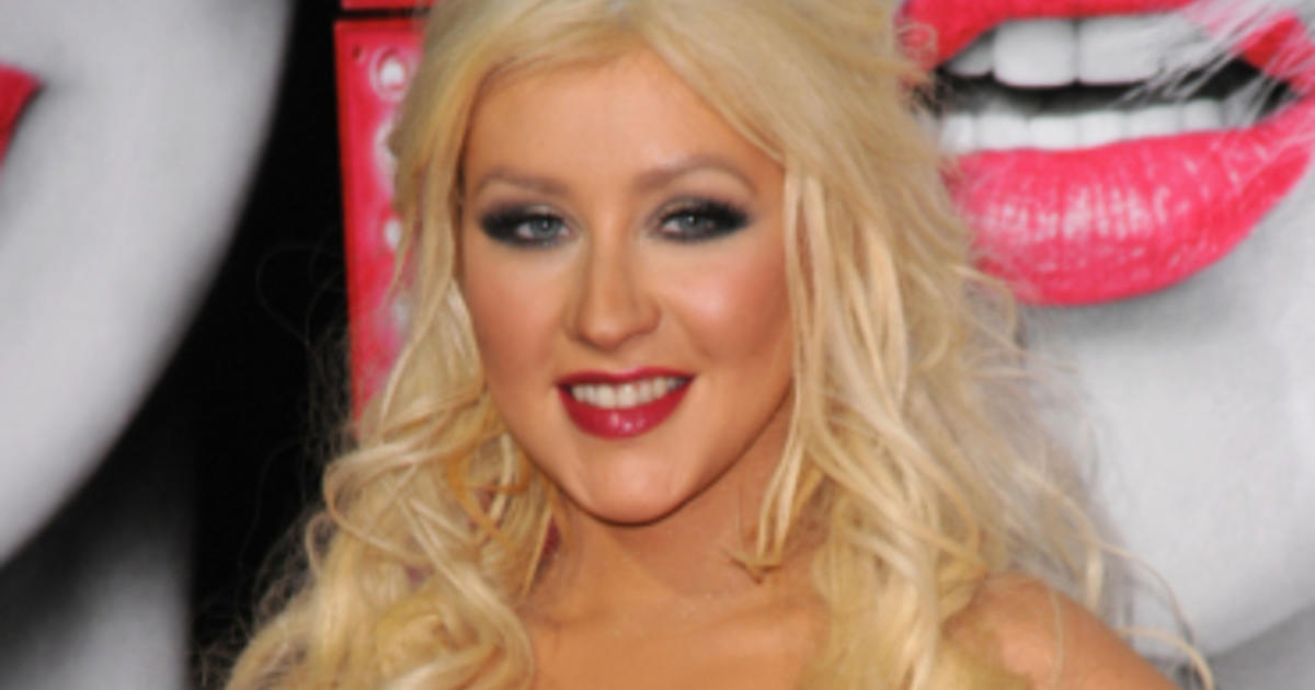 1999 Christina Aguilera Timeline Pictures CBS News