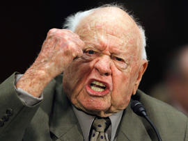 Conservator given permanent control of Mickey Rooney estate