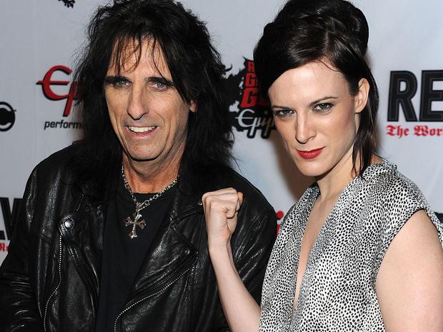 Daughters of rock stars