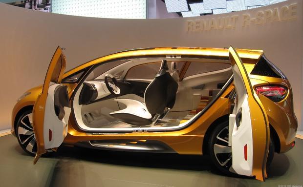 Giugiaro Tex 21 Concept Cars From The Geneva Auto Show Pictures