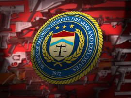 ATF seal over rifles and handguns