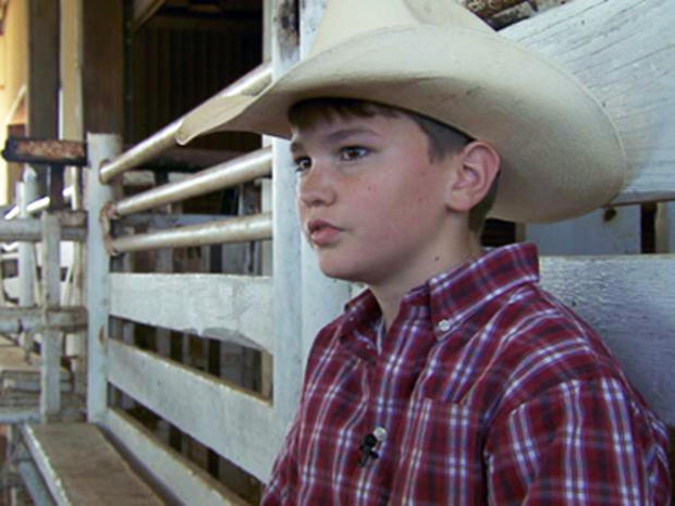 Kid in Rodeo