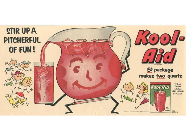 Image result for koolaid 1956