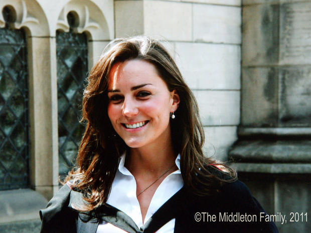 Kate Middleton: the early years