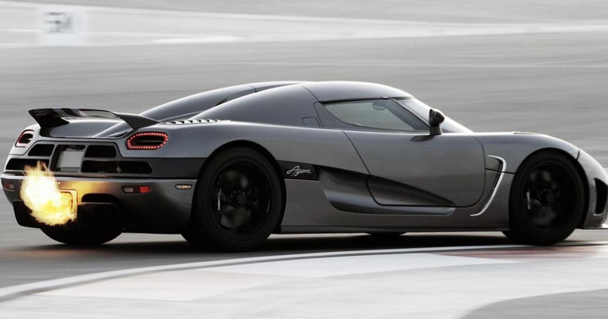 Koenigsegg Agera How Much World S 9 Most Ridiculously