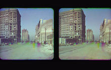 1906 SF quake captured in color