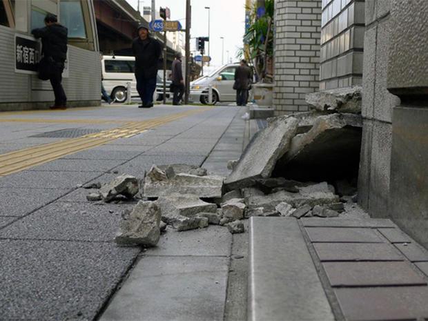 Flickr Earthquake Photos