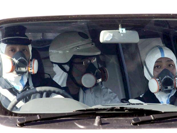 Japan nuclear meltdown fears