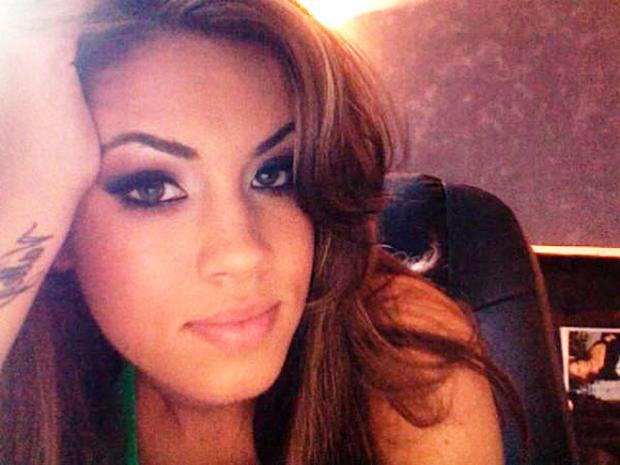 Isis Taylor Billeder Charlie Sheens Ny Pornestjerne Twitter Jockey - Cbs News-9046