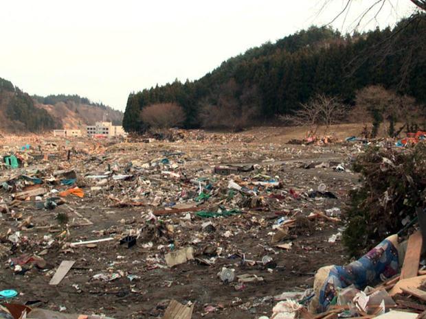 Pictures of devastation in Japan