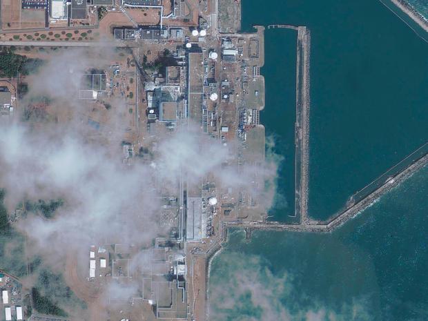 Fukushima Dai Ichi nuclear power plant