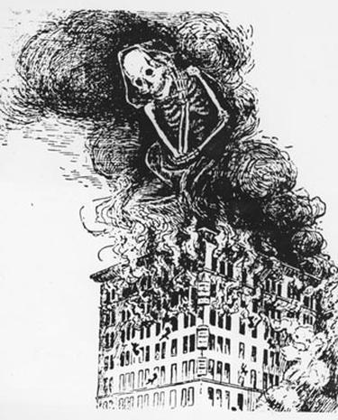 The 1911 Triangle Fire tragedy