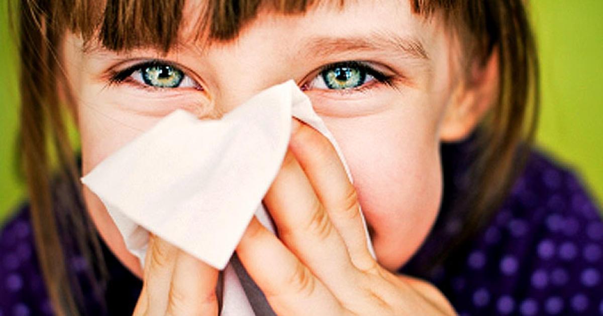 Cough Sneeze Sniffle Curing Kids Colds 14 Secrets
