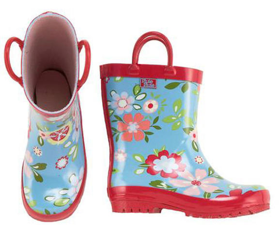 Spring rain gear your kids will love
