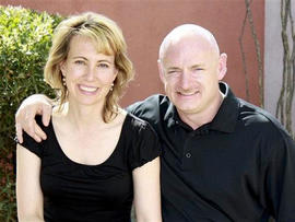 Rep. Gabrielle Giffords cleared to attend husband's shuttle launch