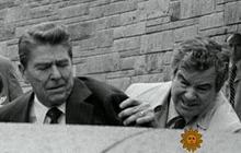 Ronald Reagan's close call
