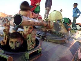 Libya revels celebrate