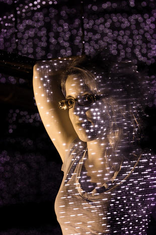 Making amazing light art with the Kinect