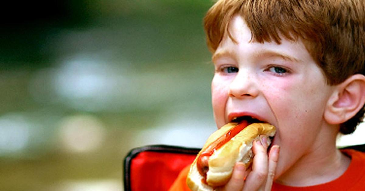 Calories In One Hot Dog No Bun