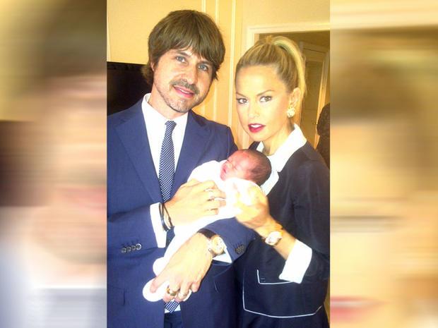 Rachel Zoe: Baby Skyler's first picture