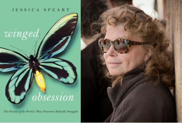 Jessica Speart, Winged Obsession