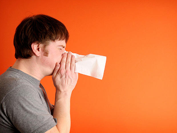 Allergy misery: 12 worst cities this fall