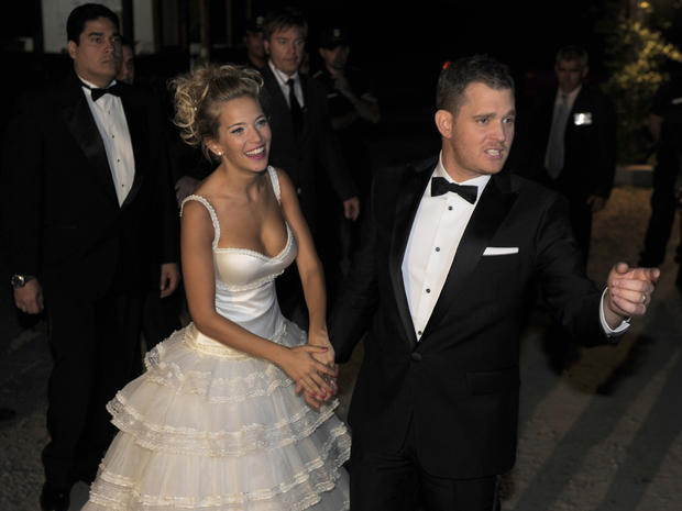 2011 Year in Review: Celebrity Weddings