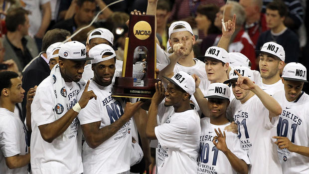 UConn wins its 3rd NCAA Title