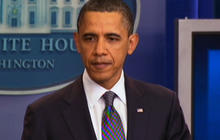 "Obama: Government shutdown ""inexcusable"""