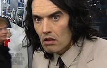 Why Russell Brand fears for his crotch