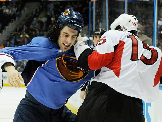 2010-11 NHL Fight Night