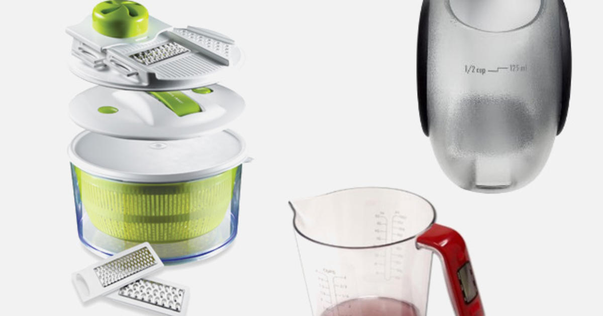 Latest Cool Kitchen Gadgets Stand Out Cbs News