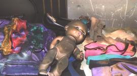 Crime scene photos: Somerville, Texas murders