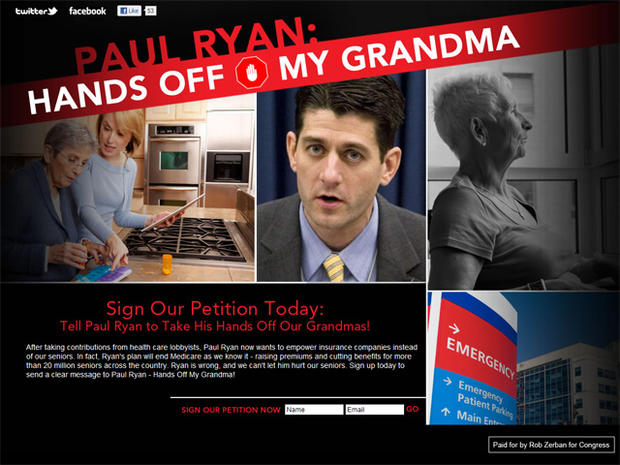 Paul Ryan, Medicare
