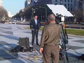 CBS News senior business correspondent reporting from Washington, D.C.