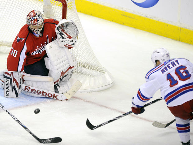 2011 NHL playoffs - opening rounds