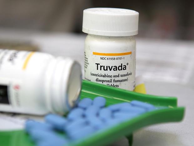 Truvada HIV prevention pill